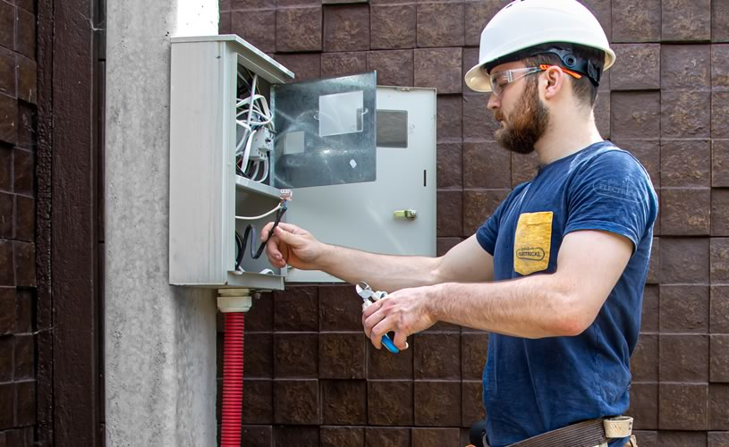 Commercial Electrician Dublin Robbie Burke Electrical